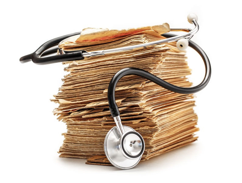 Bürokratieabbau Arztpraxis