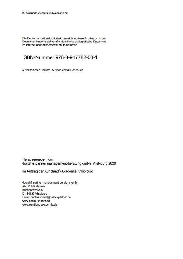 Deutscher Gesundheitsmarkt